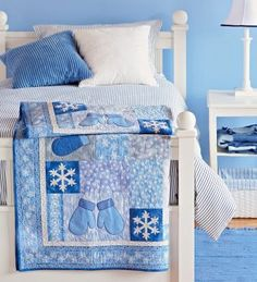 Cool Winter Quilts