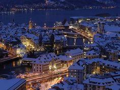 Dal 23 Novembre 2012 al 2 Gennaio 2013 a Lucerna, Svizzera.
