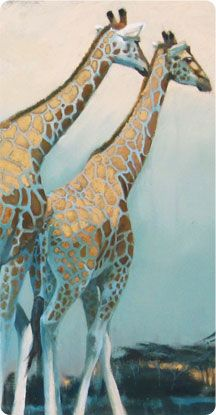 David Shepherd Wildlife Foundation : Wildlife Artist of the Year Competition Colorful Drawings, Gold Leaf Art, African Art Projects, Duck Art, Wildlife Artists, Giraffe Art, Art, Colorful Animal Paintings, Interesting Art