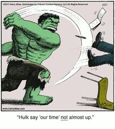 Hulk in therapy