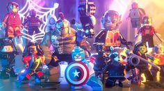 LEGO Marvel Super Heroes 2 shows the trailer in Castilian commutateur Nintendo LEGO Marvel Super Heroes 2 PC Xbox One Ms Marvel, Lego Marvel Superheroes 2, Marvel News, Marvel Heroes, Marvel Art, Thor, Univers Marvel, Lego Ninjago, Nintendo Switch