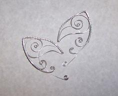 Elf Ear Cuffs - Triskelion Swirl - Elven Jewelry - Bonus Gift Box - Made to Order