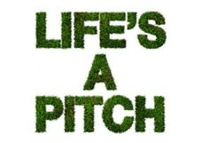 Keep on pitchin'
