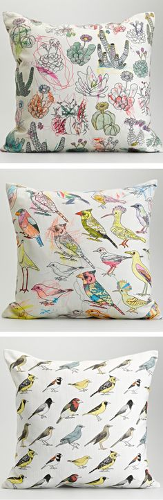 Pretty cushions :)