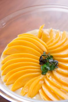 This vegan mango pudding recipe simpler to make than an egg and dairy based custard, with all of the richness and none of the cholesterol.