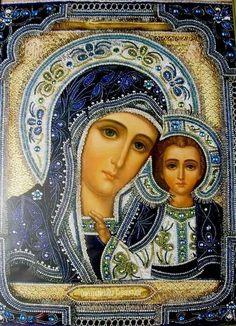Пресвета Богомати са Христом http://www.pinterest.com/fpvjpravato/a-icone/
