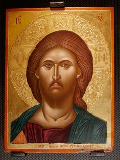 Art and Culture news. Byzantine Icons, Byzantine Art, Jesus Face, Russian Icons, Best Icons, Orthodox Icons, Illuminated Manuscript, Religious Art, Icon Design