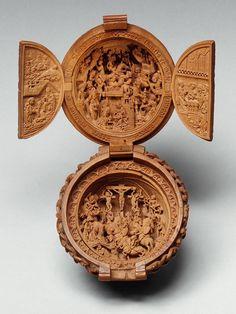 Rosary Bead, South Netherlandish, 1500-10 - The Cloisters - Wikipedia, the free encyclopedia
