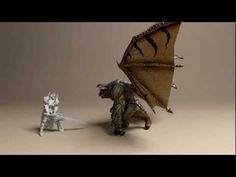 ▶ Dragon Game Animation - YouTube