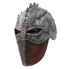 Hiccup Helmet Mask How to Train Your Dragon Cosplay Costume Viking Full Head Latex Adult 2014. Maybe I *could* make it myself....or just buy this one....