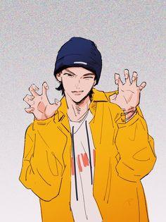 Kpop Drawings, Cute Drawings, Pretty Art, Cute Art, Manga Art, Anime Art, Arte Fashion, Japon Illustration, Arte Sketchbook