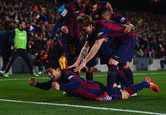 Barcelona vs Real Madrid, El Clasico: as it happened - Telegraph