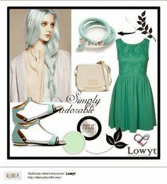 Miętowa bransoletka z jadeitem Jewelry Collection, Make Up, Autumn, Jewellery, Photo And Video, Image, Fashion, Moda, Fall
