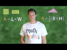 Math Antics - Area - YouTube