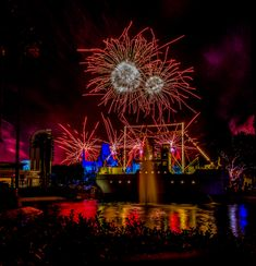 Star Wars A Galactic Spectacular Fireworks Viewing Location Tips and Review at Disney's Hollywood Studios – easyWDW