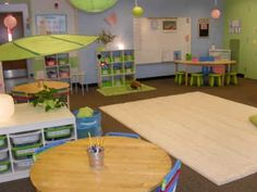 Such a cute and organized classroom! Love the colors too!