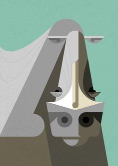 http://chuknum.com/2011/08/23/illustrations-minimalism-from-africa/