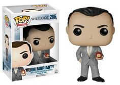 "Product Info ""Every fairytale needs a good old-fashioned villain."" From the BBC's hit series Sherlock, starring Benedict Cumberbatch and Martin Freeman, this clever villain will keep you company! Mast"