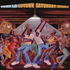 Today in Hip Hop History:Camp Lo released their debut album. Today in Hip Hop History: Camp Lo released their debut album Uptown Saturday Night January 28 1997 Rap Albums, Hip Hop Albums, Hiphop, Ernie Barnes, Friday Music, Jazz Art, Black Artwork, Hip Hop Artists, My Collection