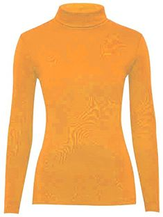 3c5f89b55d9a6 Fashion Valley Womens Plain Long Sleeve Turtle Polo Neck Top Ladies Roll  Neck Top Jumper 8