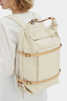 Summer Sale: up to 50% off | U-tility Backpack Off-white