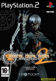 Playstation 2, Video Game Books, Edition Collector, Shin Megami Tensei, Perspective Art, News Games, Virtual World, Games To Play, Saga