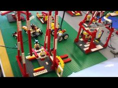 lego wedo theme park Wilde World - YouTube