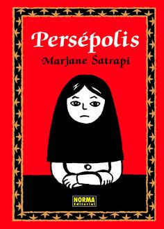 Marjane Satrapi - Persépolis I know this is a graphic novel, not a regular book… I Love Books, Books To Read, My Books, Film Books, Book Authors, Persepolis Book, Teheran, Feminist Books, Poster S