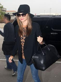 Miranda Kerr Pumps - Miranda Kerr Looks - StyleBistro