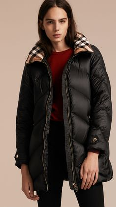 Women's Burberry Brit 'Finsbridge' Short Quilted Jacket, Size ... : quilted burberry coat - Adamdwight.com