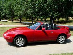 1994 Mazda Miata MX-5 Convertible
