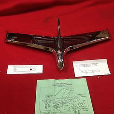 1955 1956 chevrolet #truck #accessory hood ornament new pickup panel #suburban 55,  View more on the LINK: 	http://www.zeppy.io/product/gb/2/351744733439/