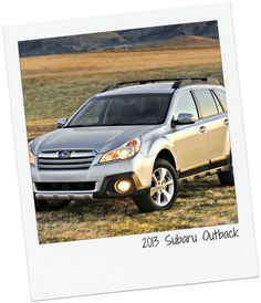 """2013 Subaru Outback  """"Repin"""" if this is your pick! #topcars"""