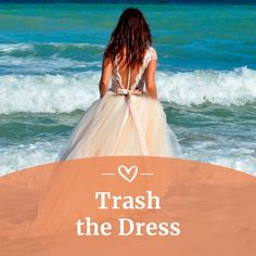 20 ideas de Trash the Dress Glamour, Poses, Marie, Formal Dresses, Fashion, Cushion Wedding Bands, Weddings, City, Couple