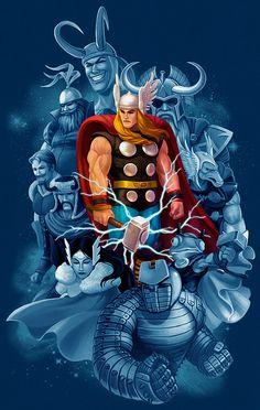 Thor Mythology | Flickr: Intercambio de fotos