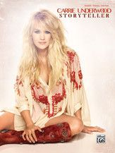 Carrie Underwood: Storyteller (Book)