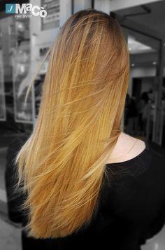 Con il vento tra i capelli... ogni volta l'emozione di un inizio nuovo!                                                                                     . #degradé #degradéjoelle #fashion #hairstyle #macohairstylist #ostialido #degradejoelle #welovecdj #haircollection #bellezza #capelli #haircolor #degrade #hairfashion