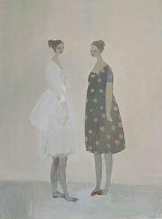 You got secrets too by Kristin Vestgard - artist - Cornwall