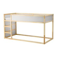 This children's loft bed has inspired several DIY creations. Its simple design is both versatile and affordable. $209; ikea.com  - GoodHousekeeping.com