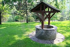 Wishing Well Royalty Free Stock Images - Image: 38090519
