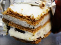 llews mud pie! how do you eat your smores?!