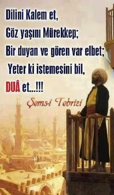 Favorite Quotes, Best Quotes, Learn Turkish Language, Good Sentences, Strong Love, Sufi, Cool Words, Karma, Books To Read