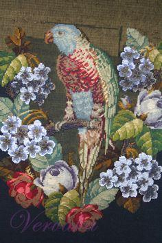 Gallery.ru / Фото #131 - СОЗЕРЦАЕМ КРАСОТУ-164 - GAVRUCHA Embroidery Patterns, Cross Stitch Patterns, Call Art, Bird Art, Bird Feathers, Quilt Blocks, Needlepoint, Needlework, Diy And Crafts