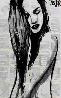 """guinevere"" by loui jover"