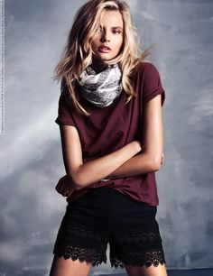 Magdalena Frackowiak for H