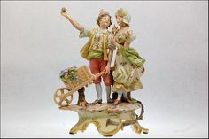Antique Art Nouveau German Aelteste by SummitAntiqueCup on Etsy