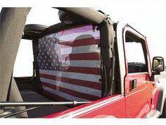 VDP Windstopper for 80-06 Jeep® CJ & Wrangler YJ,TJ, Unlimited