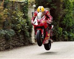 Joey Dunlop, Vimto Demon Honda VTR1000-SP1, 2000 Isle of Man F1 TT