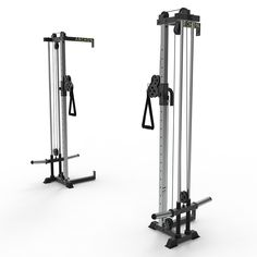 ARCHON Wall Mount Cable Crossover Commercial Ball Bearing Cable Station 19 Position Adjustable 180 Degree Pulleys Home Gym Equipment Cable Crossover Machine Weight Machine Cable Pulldown Homemade Gym Equipment, Home Gym Equipment, No Equipment Workout, Training Equipment, Cable Crossover Machine, Home Made Gym, Home Gym Garage, Diy Rack, Weight Machine