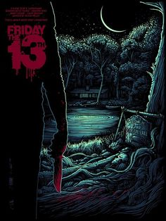 Dan Mumford- Friday the 13th